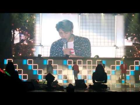 [FANCAM] 161112 SHINee World V Concert In Jakarta JI EXPO - An Encore (cut)