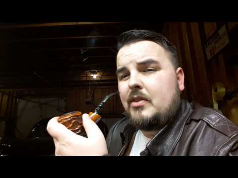 New Erik Nording Freehand Pipe & Trip To JR Cigar Detroit