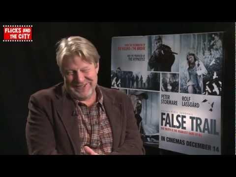 Wallander star Rolf Lassgard Interview - False Trail