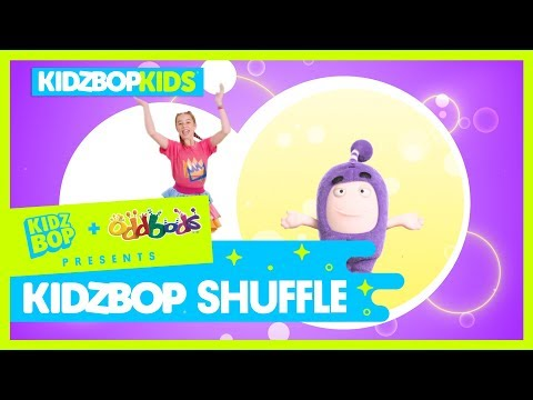 KIDZ BOP Kids & Oddbods – KIDZ BOP Shuffle (Official Music Video)