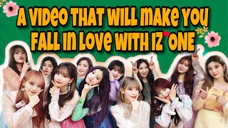 A video that will make you fall in love with IZONE [아이즈원] (or love them even more)