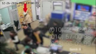 Սուպերմարկետի տեսախցիկը ֆիքսել է գողություն կատարողին