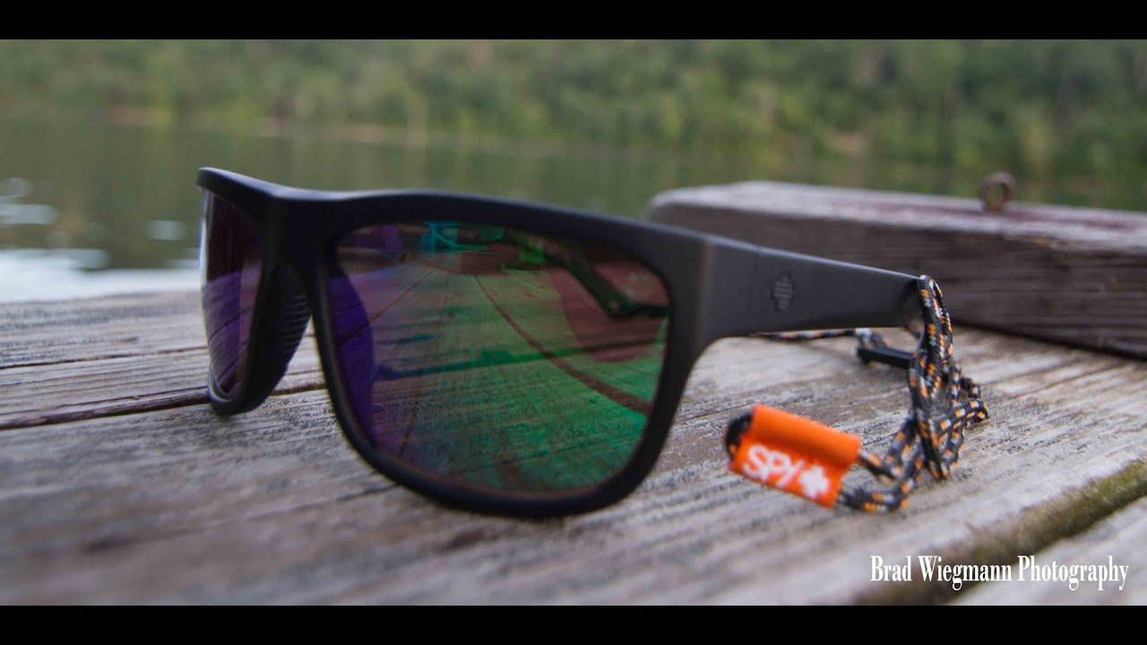 60097a459a4 Spy Optics Angler Sunglasses Lanyard - YouTube