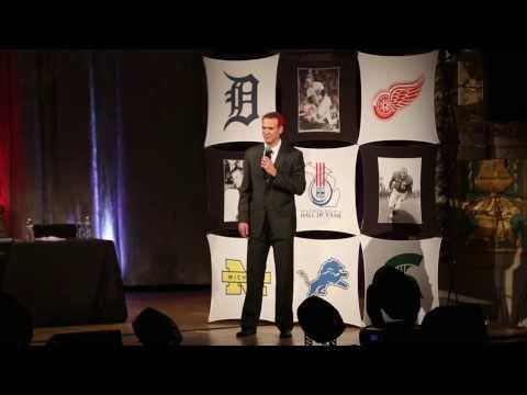 Nick Lidstrom - Michigan Sports Hall of Fame