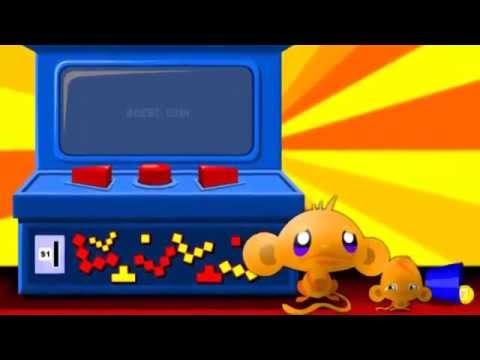 Счастливая обезьянка 2 - игра для девочек