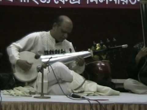 Ustad Shahadat Hossain Khan Naund Kaus Aalap Jor