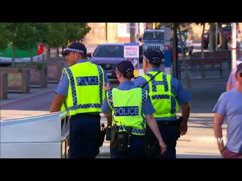 Police Pay Dispute | 9 News Perth