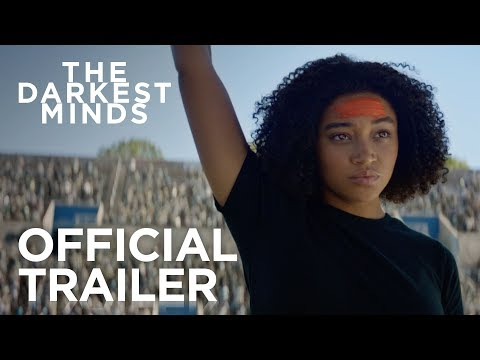 The Darkest Minds | Official Trailer [HD] | 20th Century FOX - YouTube