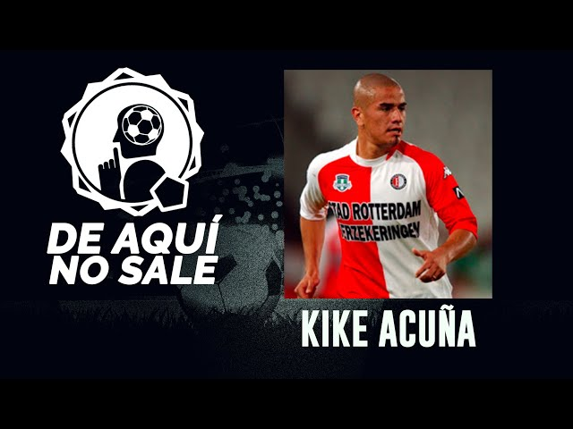 De Aquí No Sale - Kike Acuña