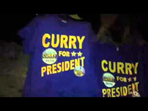 Steph Curry For. President And Oakland Raiders Stadium News