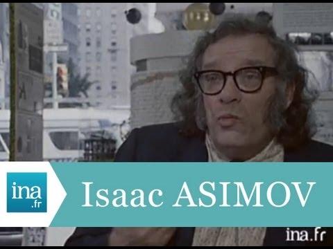 Isaac Asimov, les incroyables prédictions sur le futur - Archive vidéo INA