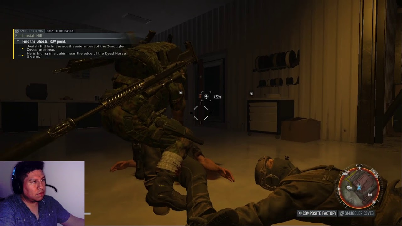 How to get into Locked (RED) doors in Ghost Recon ...