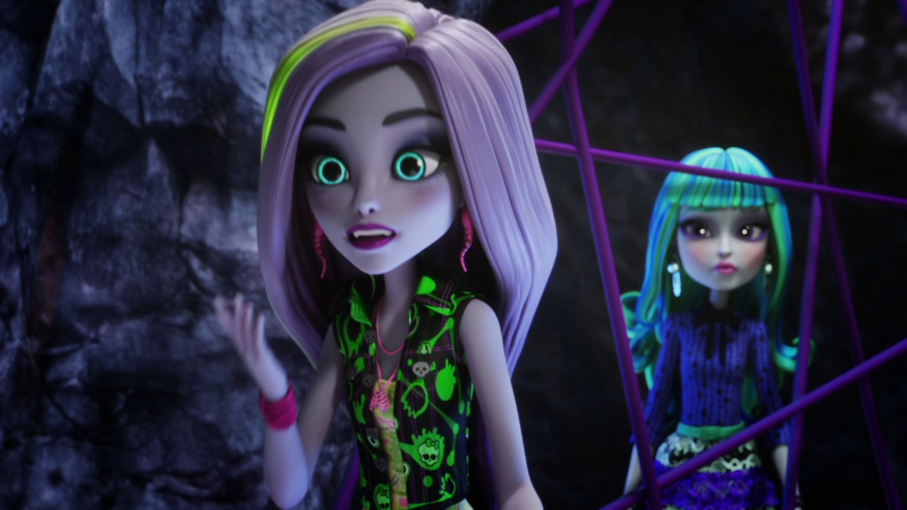 Download Monster High: Electrified - Trailer - Own It Now on Blu-ray, DVD & Digital HD
