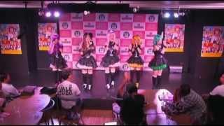 2015/7/12 AIF(アキバアイドルフェスティバル)でのライブです ※途中画像...