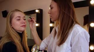 Мастер-класс от профессионала: как сделать идеальные брови с помощью косметики TianDe.