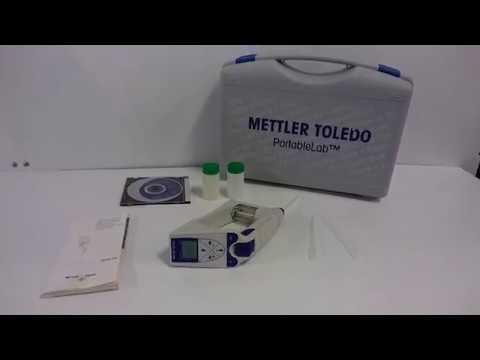 Mettler Toledo PortableLab Densito 30P Densitometer - 11591