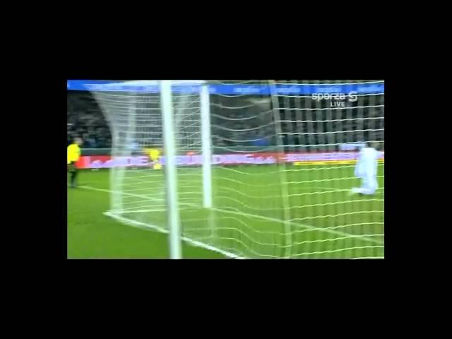 Goals Brugge-Braga 1-1 15.12.2011 HD