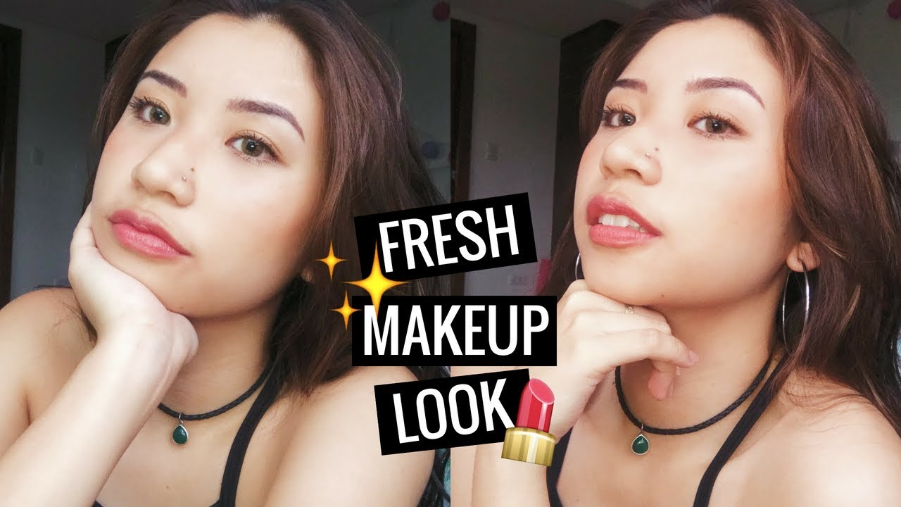 Fresh and Glowy Makeup Look (Philippines)   Ann V 9