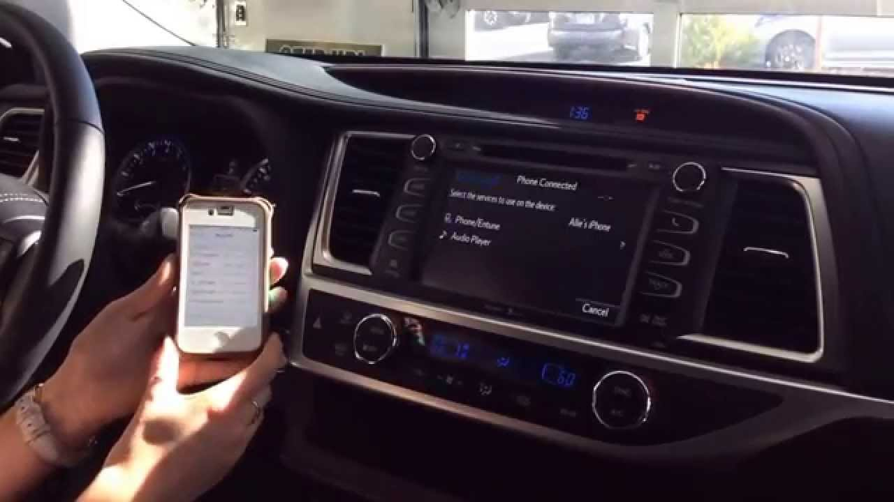 How To: Toyota Bluetooth Pairing and Text Message | Dolan Toyota
