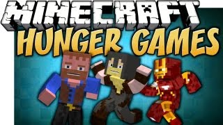 Minecraft: HUNGER GAMES | K