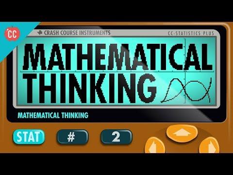 Mathematical Thinking: Crash Course Statistics #2 thumbnail