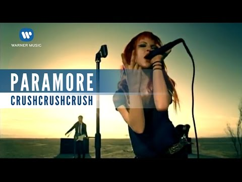 Paramore - CrushCrushCrush (Official Music Video)