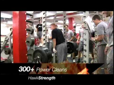 Hawk Strength Football Training