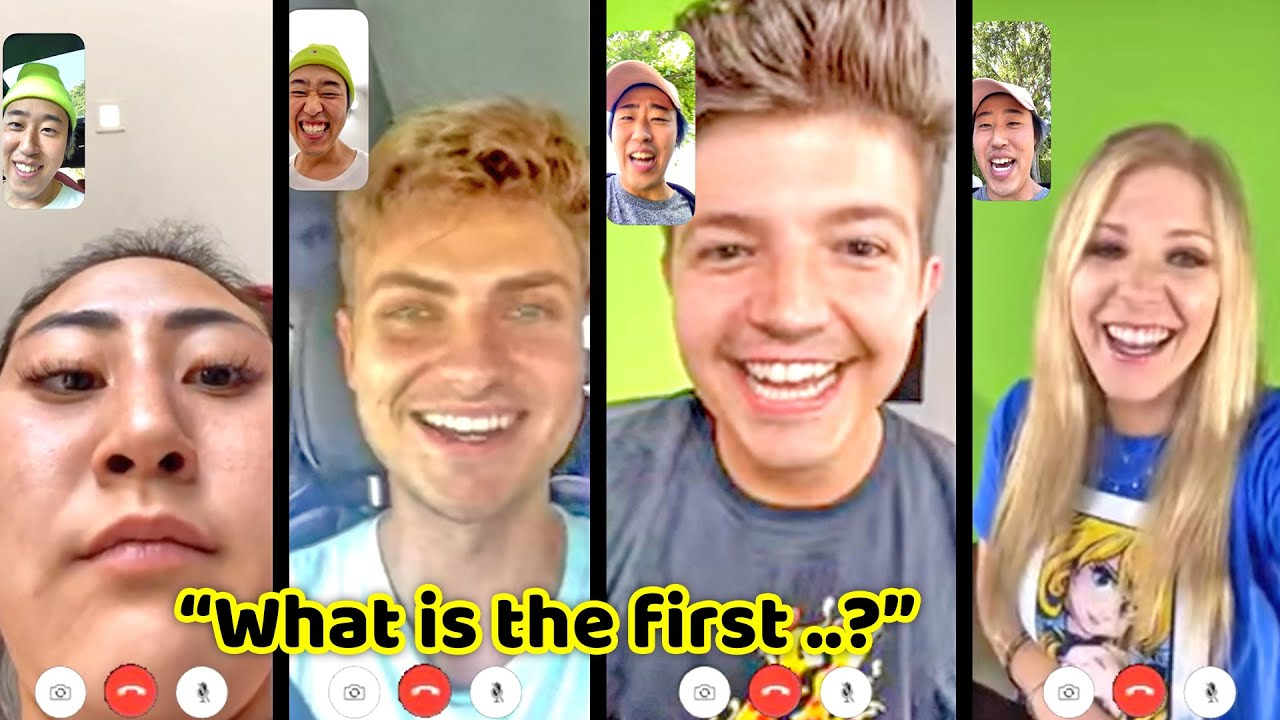 I Facetimed FAMOUS YOUTUBERS for $100!