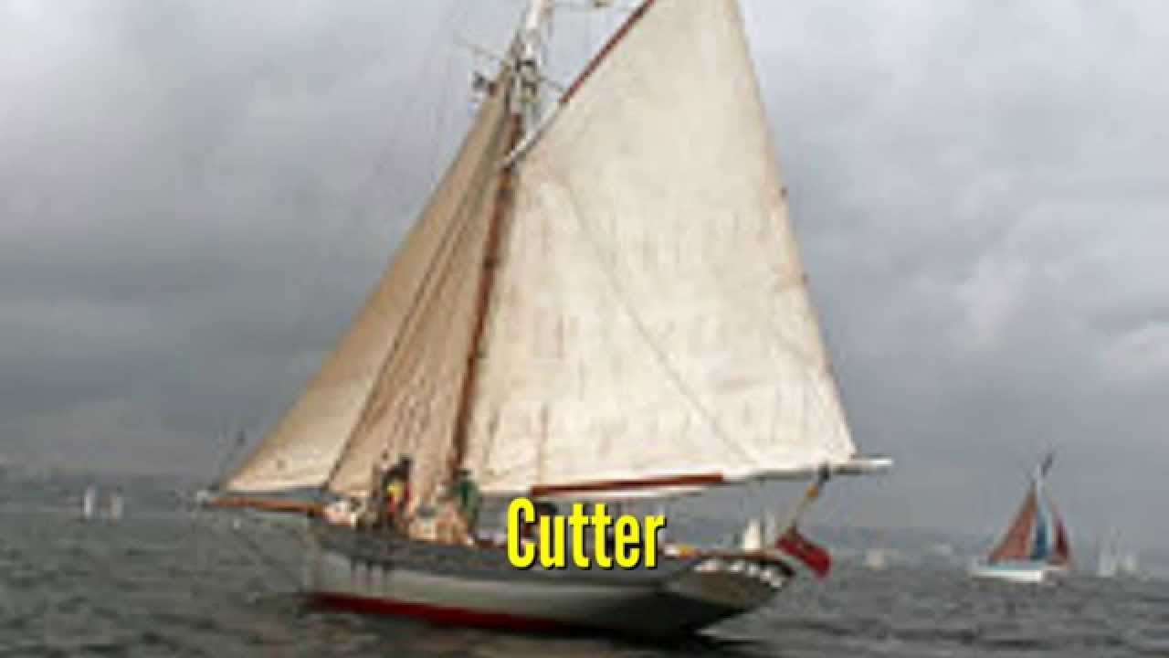 sailboat by types youtube
