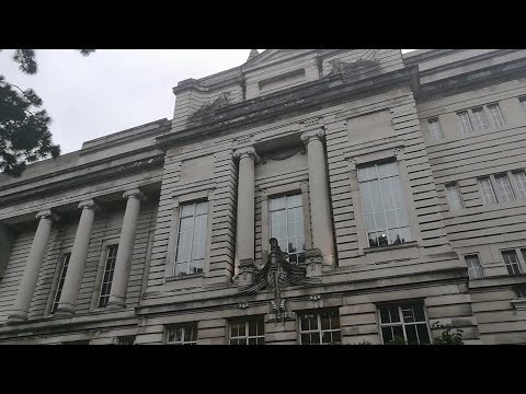 Fact Friday: Episode 12, The Ulster Museum Belfast