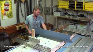 Woodworking with Aluminum Extrusions