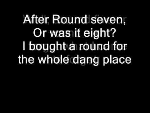 Ten Rounds With Jose Cuervo by Tracy Byrd