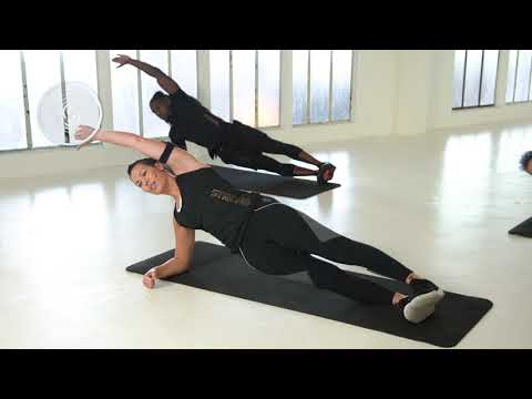 STRONG NATION™ 7 Minutes to Stronger: CORE ft. Celebrity Trainer Erin Oprea