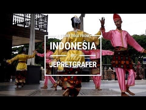 Tari Tradisional Banjar, Kalimantan Selatan : Japin Sigam - Sendratasik  ULM / UNLAM Banjarmasin