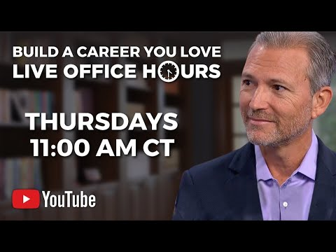 Career Advice: Live