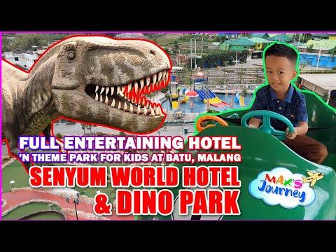 full-entertaining-hotel-and-theme-park-for-kids-at-batu,-malang-|-senyum-world-hotel-and-dino-park