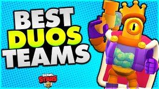 BEST Duo Showdown Teams - WIN MORE DUOS - Brawl Stars