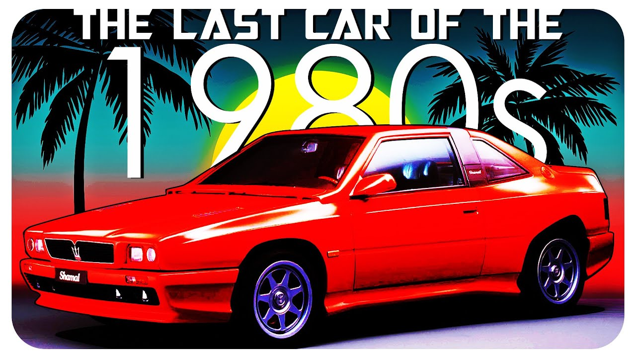 Remembering The Last Car Of The 1980s