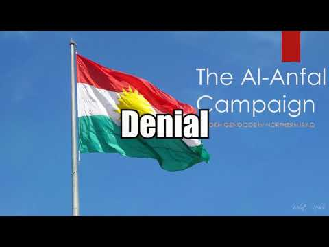 The Anfal Campaign (Kurdish Genocide)
