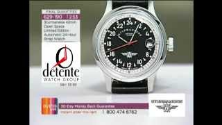 Sturmanskie 24 Hour Open Space Automatic Watch