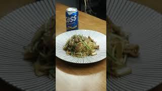 Stir fried Pork Belly with Bea…