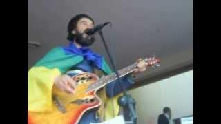 Oulahlou à l'université Mouloud Mammeri, Gala du 19 avril 2012