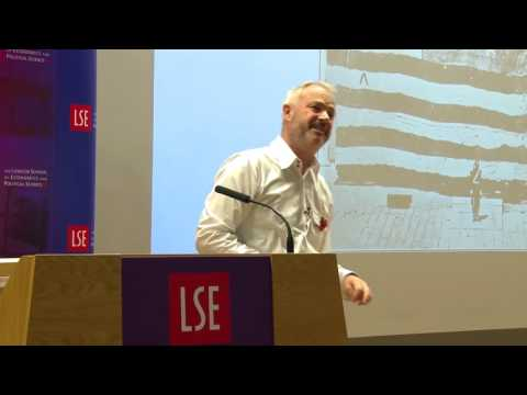LSE Events | The Power and Politics of Flags | Tim Marshall