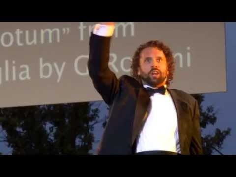 """Largo al Factotum"" sung by Baritone John Moore"