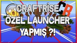 CraftRise Özel Launcher Yapmış ?! (CRAFTRİSE SKYWARS)