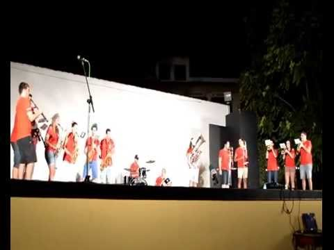 Rock Español (Azael Tormo) - Charanga Hamelin en II Encuentro de Charangas