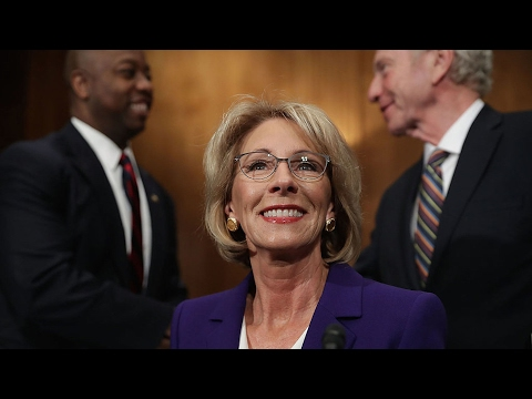 Opponent of Public Schools Now Leads Federal Education Policy