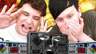 Gambar cover THIS GAME IS TOO BLOODY HARD - Dan and Phil play: Keep Talking And Nobody Explodes #3
