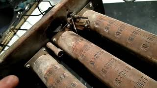 ремонт газ котла Данко 15