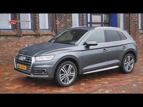 New Audi Q5 2017 review